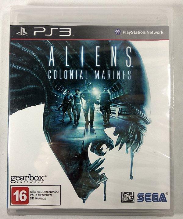 Aliens Colonial Marines (Lacrado) - PS3