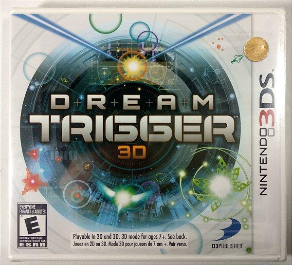 Dream Trigger 3D Original (Lacrado) - 3DS
