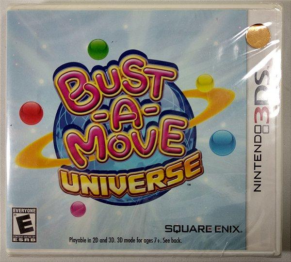 Bust-a-Move Universe Original (Lacrado) - 3DS