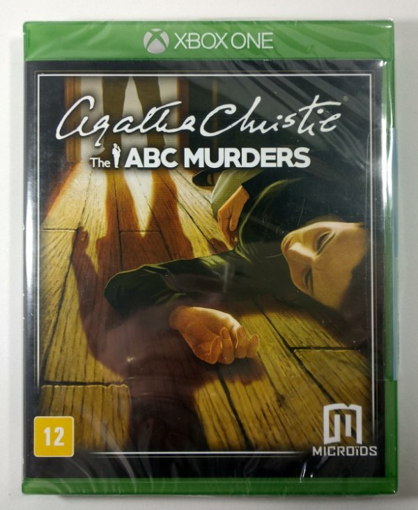 Agatha Christie the ABC Muders (Lacrado) - Xbox One