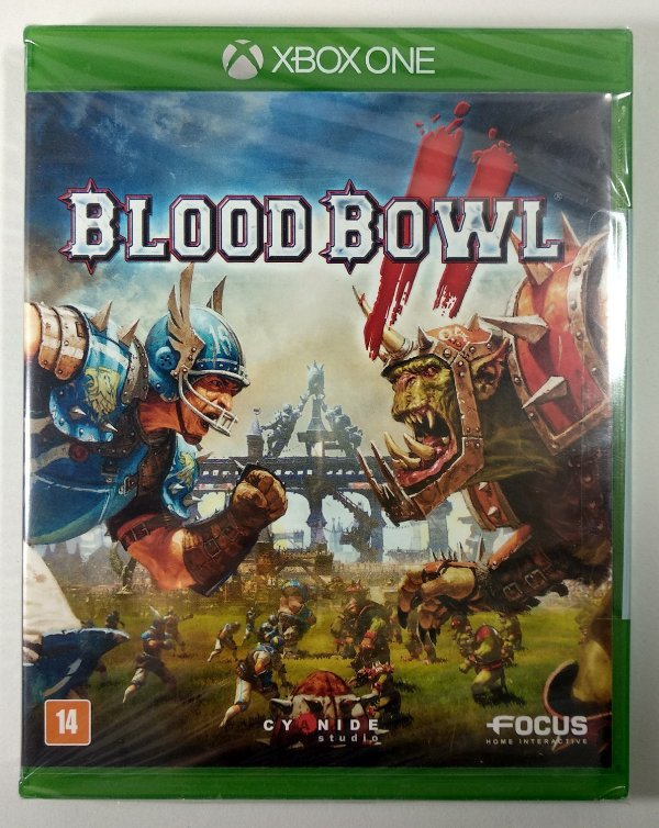 Blood Bowl II (Lacrado) - Xbox One