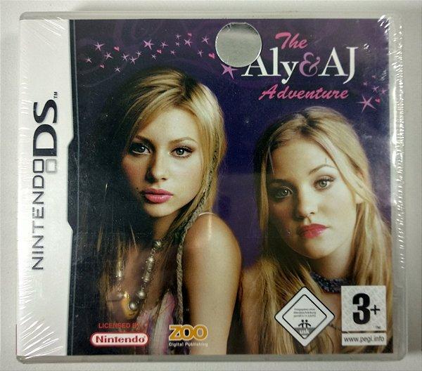 The Aly & Aj Adventure Original (LACRADO) [EUROPEU] - DS