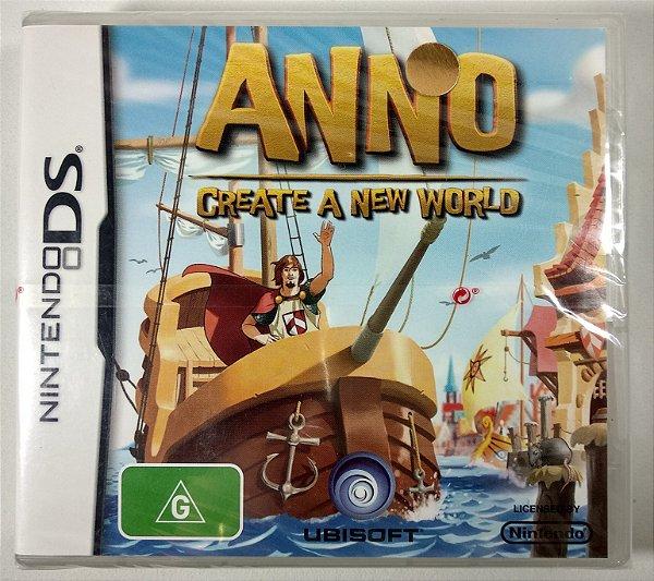 Anno Create a New World Original (LACRADO) [EUROPEU] - DS