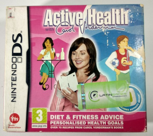 Active Health with Carol Vorderman Original [EUROPEU] - DS