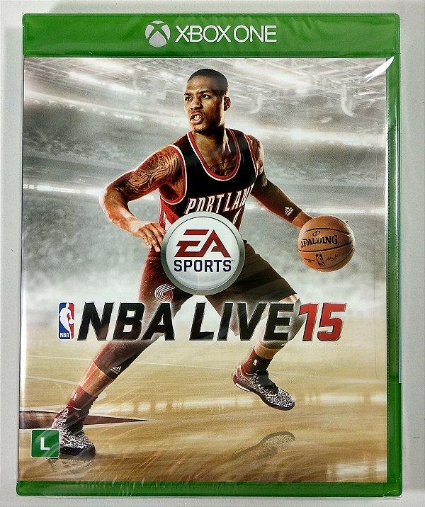 NBA Live 15 (Lacrado) - Xbox One