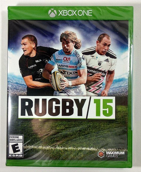 Rugby 15 (Lacrado) - Xbox One