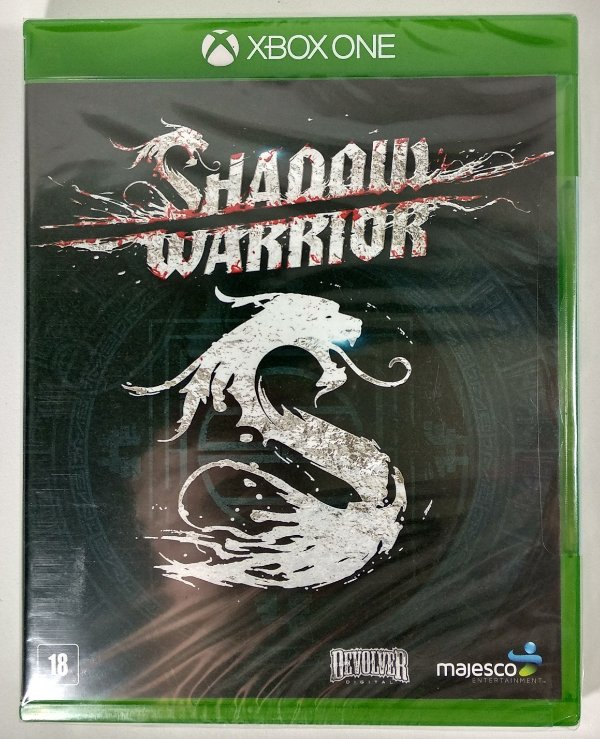 Shadow Warrior (Lacrado) - Xbox One