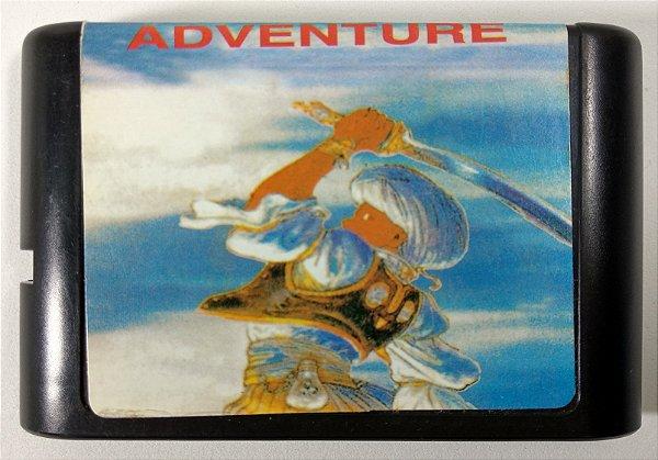 Magical Hat No Buttobi Turbo! Daibouken - Mega Drive