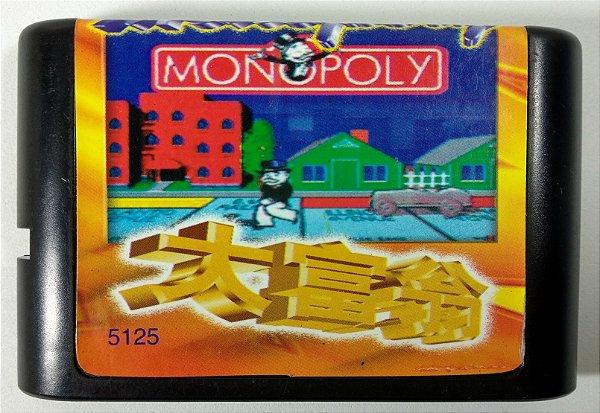 Monopoly - Mega Drive