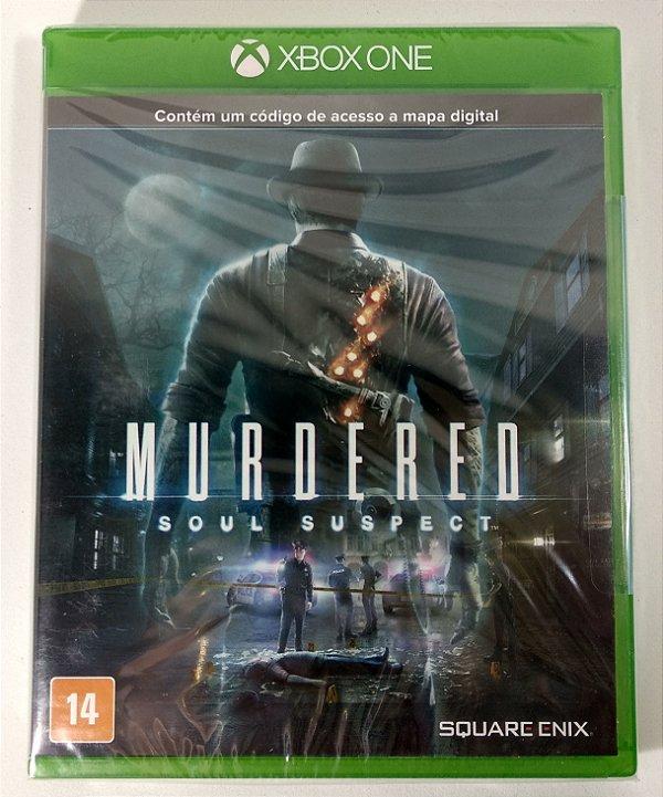 Murdered Soul Suspect (Lacrado) - Xbox One