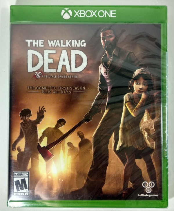 The Walking Dead the Complete First Season (Lacrado) - Xbox One