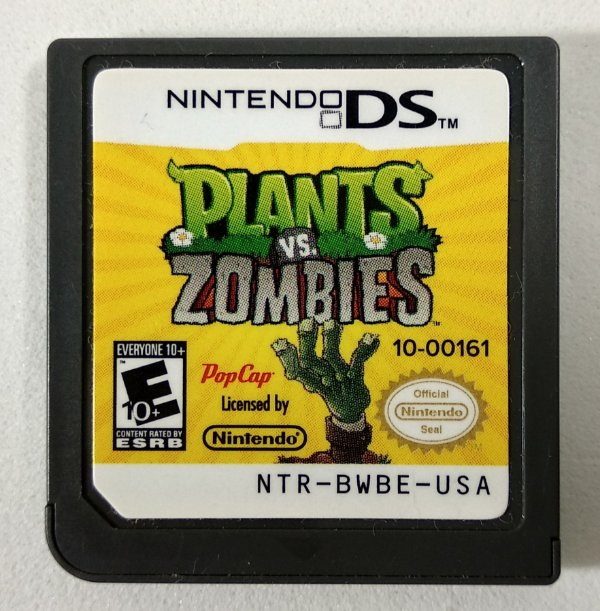 Plants vs Zombies Original - DS