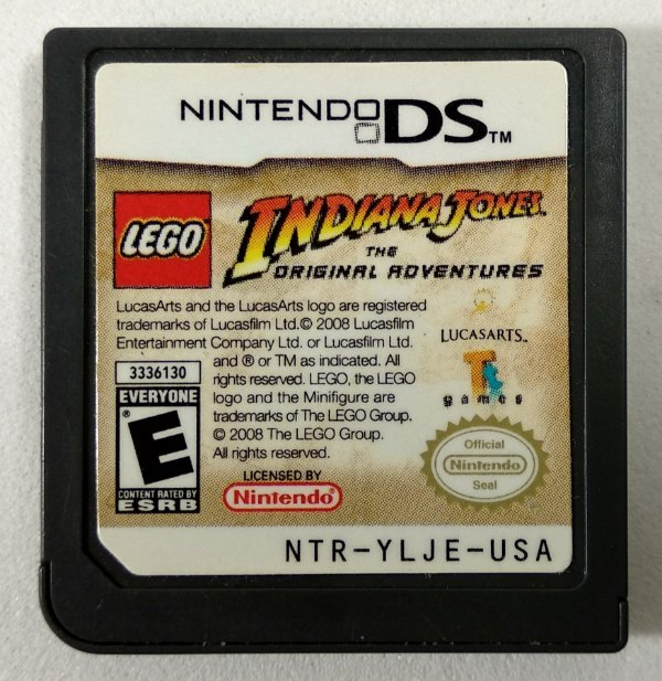 Lego Indiana Jones Original - DS