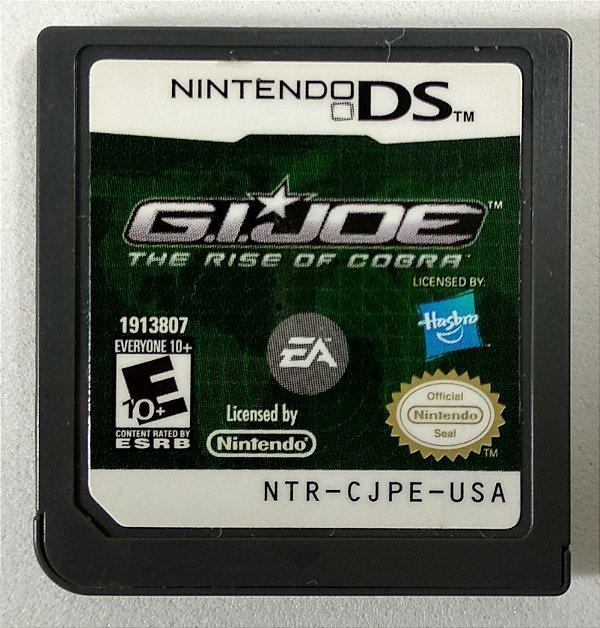 G.I Joe the Rise of Cobra Original - DS