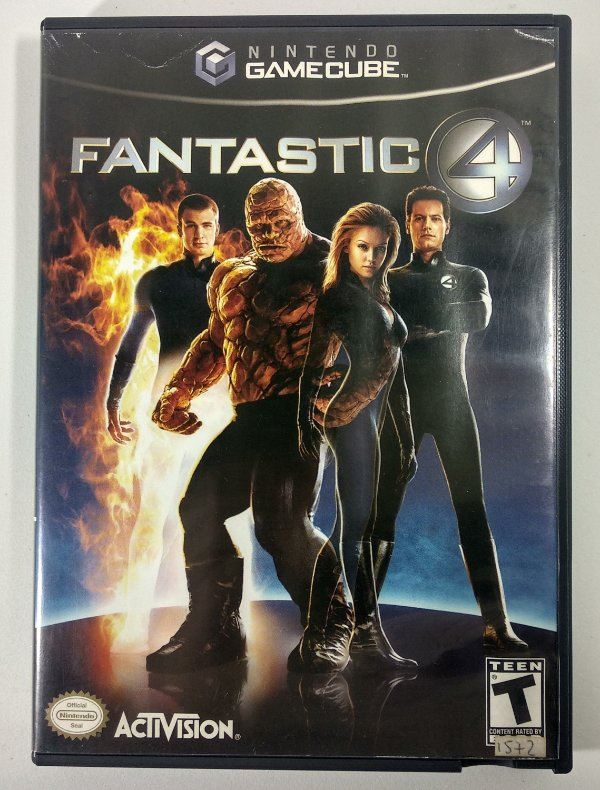 Fantastic 4 Original - GC