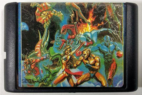 Fighting Masters - Mega Drive