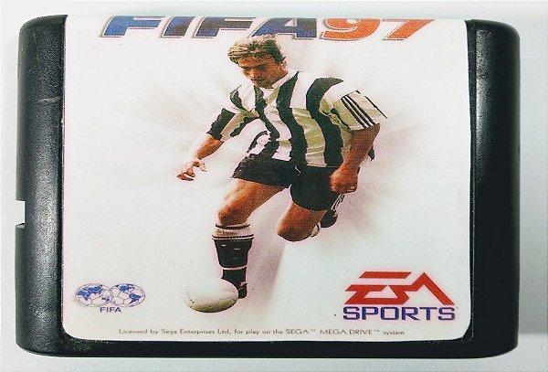 Fifa Soccer 97 - Mega Drive
