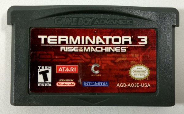 Terminator 3 ORIGINAL - GBA