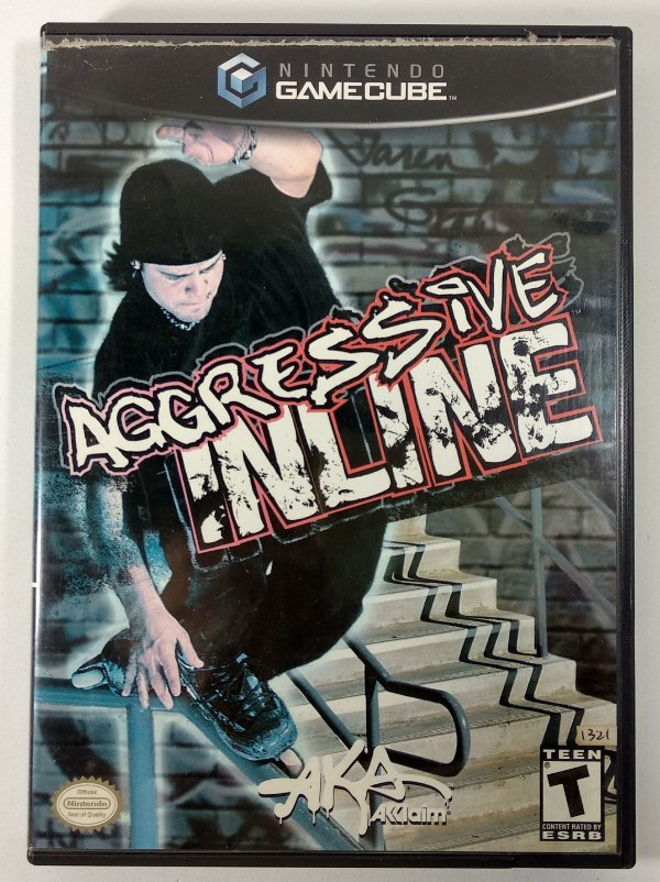 Agressive Inline Original - GC