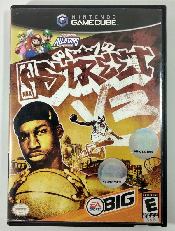 NBA Street V3 Original - GC