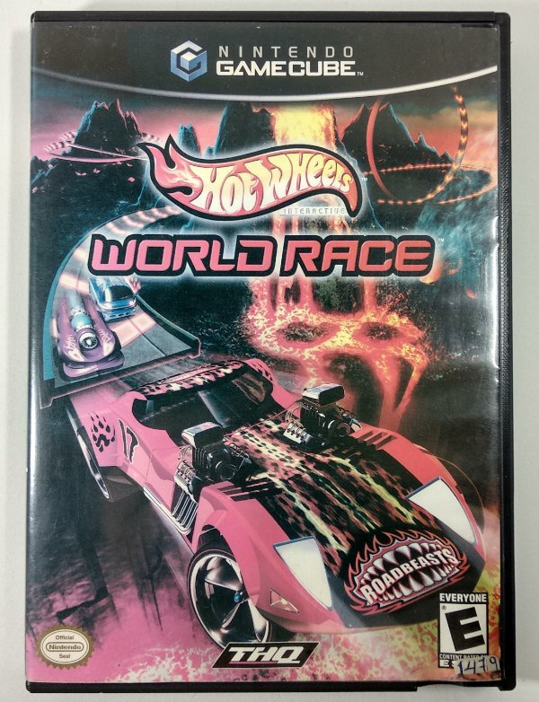 Hot Wheels World Race Original - GC