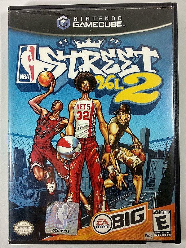 NBA Street Vol. 2 Original - GC
