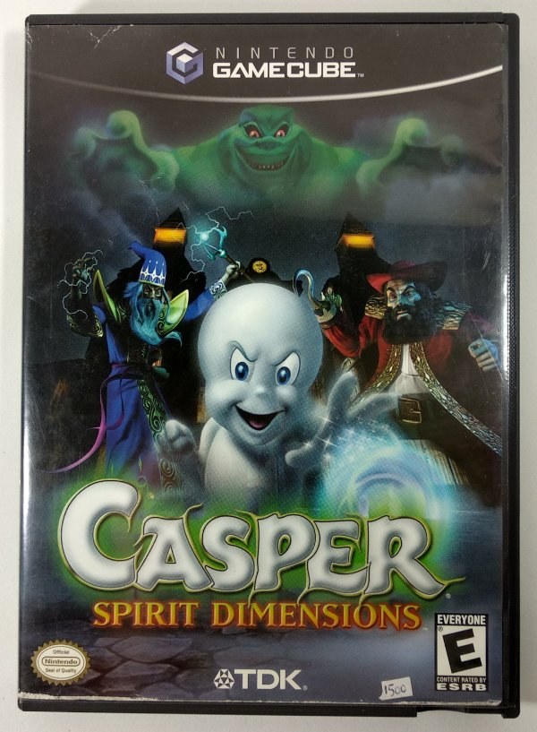 Casper Spirit Dimensions Original - GC