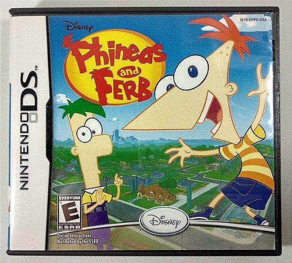 Phineas & Ferb Original - DS