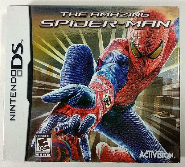 Spiderman the Amazing Original - DS