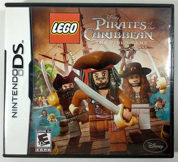 Lego Pirates of the Caribbean Original - DS