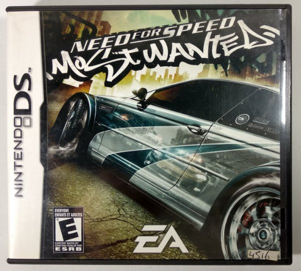 Need For Speed Carbon Original - DS