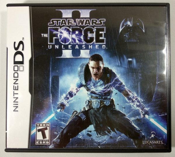 Star Wars The Force Unleased 2 Original - DS