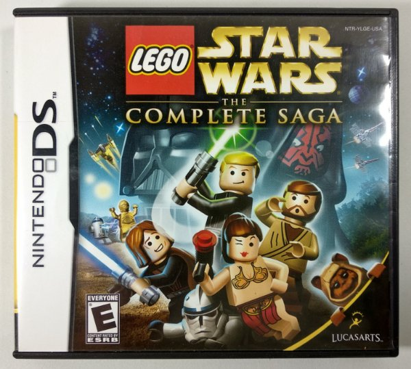 Lego Star Wars The Complete Saga Original - DS