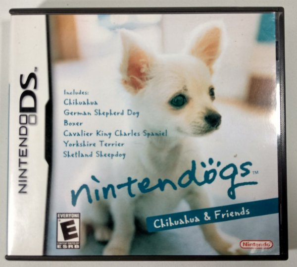 Nintendogs Chihuahua & Friends Original - DS
