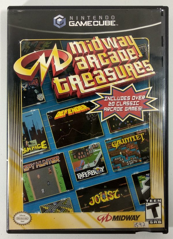 Midway Arcade Treasures Original - GC