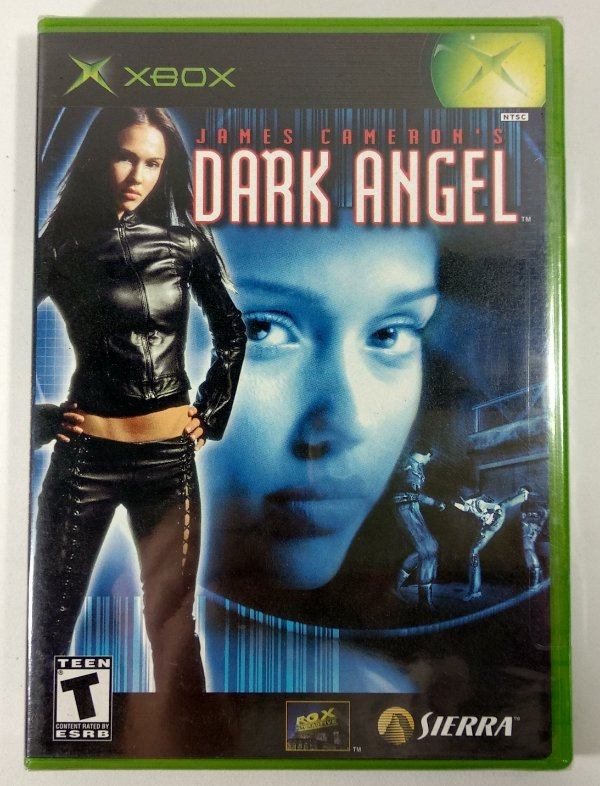 James Cameron's Dark Angel Original (LACRADO) - Xbox Clássico