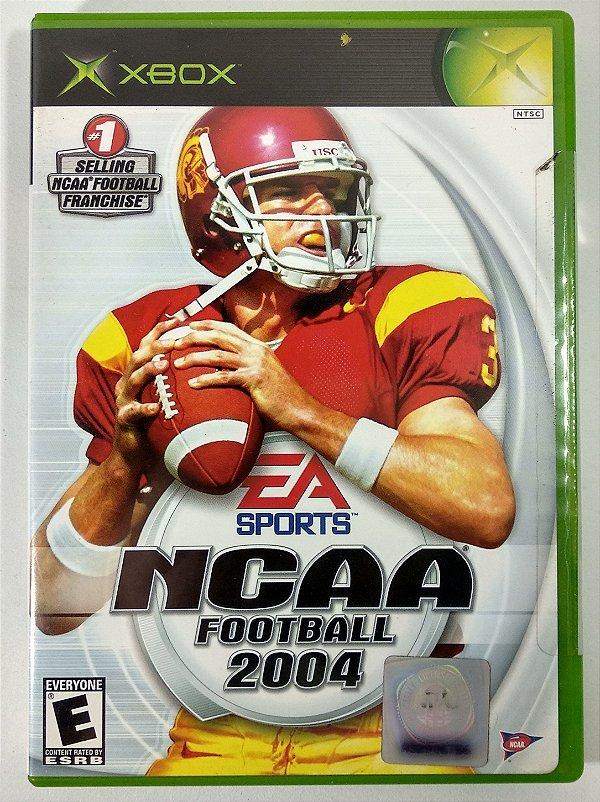 NCAA Football 2004 Original (LACRADO) - Xbox Clássico