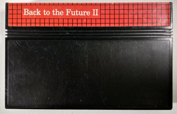 Back to the Future II - Master System