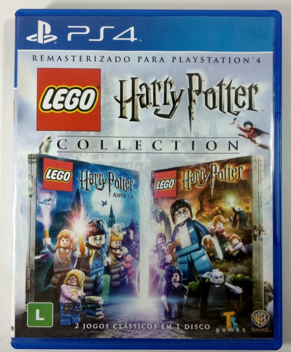 Harry Potter Collection - PS4