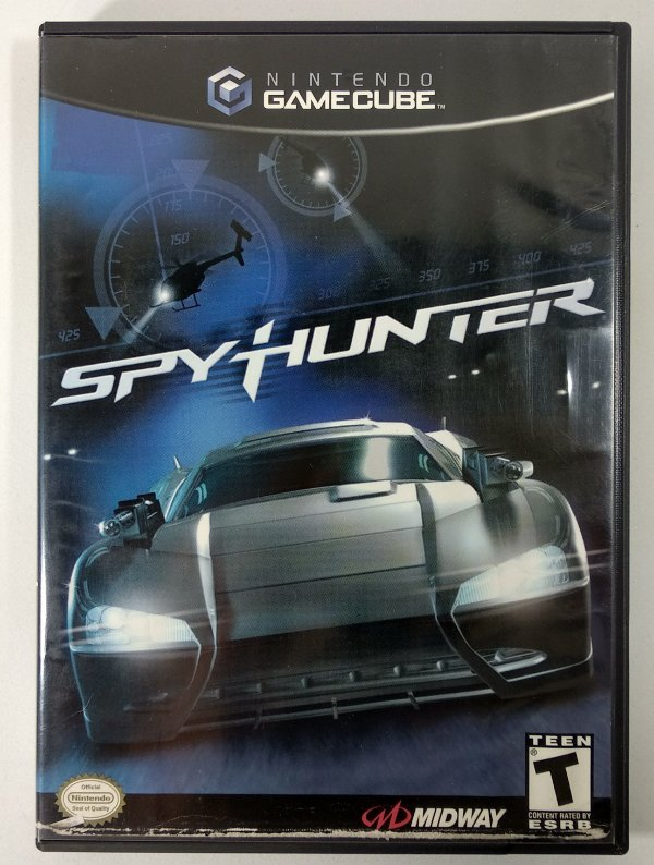 Spy Hunter Original - GC