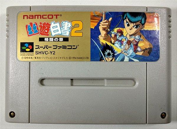 Yuu Yuu Hakusho 2: Kakutou No Sho Original - Super Famicom
