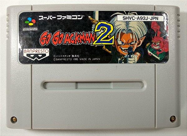 Go Go Ackman 2 Original - Super Famicom