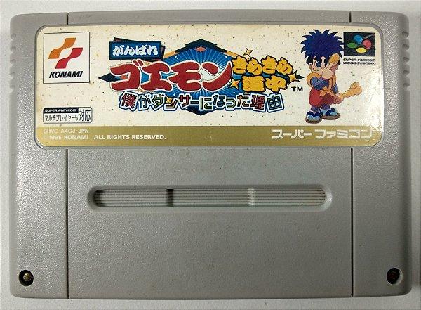 Ganbare Goemon: Kirakira Douchuu - Super Famicom