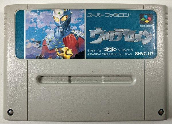 Ultra Seven Original - Super Famicom