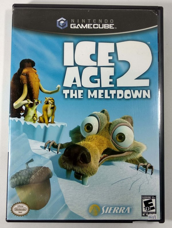 Ice Age 2 the Meltdown Original - GC