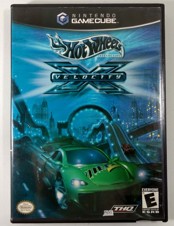 Hot Wheels Velocity X Original - GC