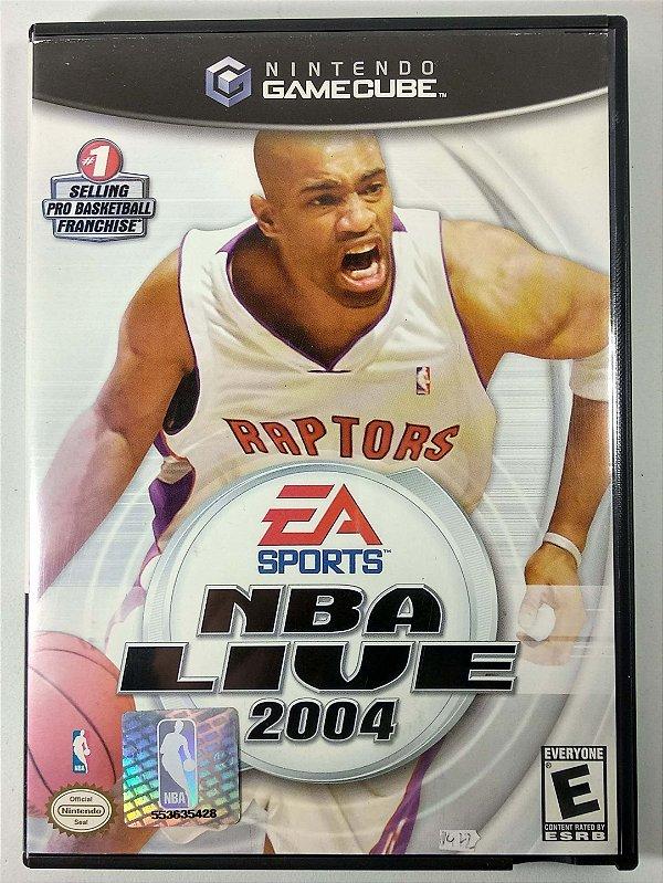 NBA Live 2004 Original - GC