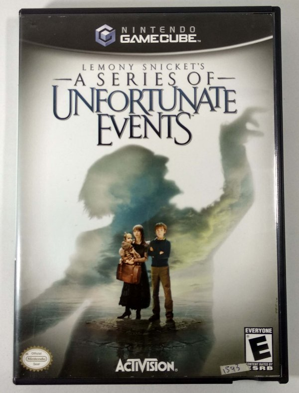 A Series of Unfortunate Events Original - GC