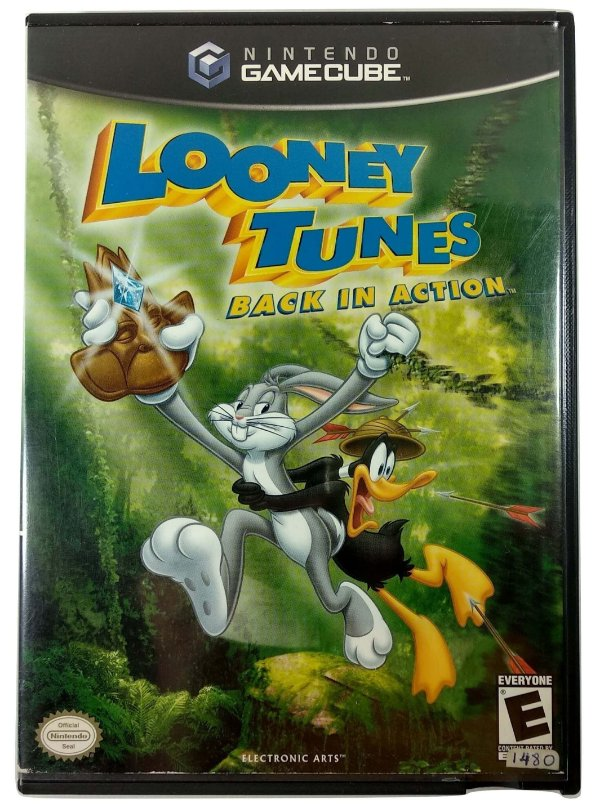 Looney Tunes Back in Action Original - GC