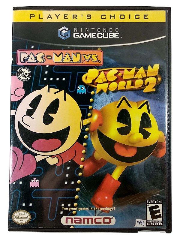 Pac-man VS. / Pac-man World 2 Original - GC